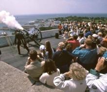 Mackinac Island  - Fort